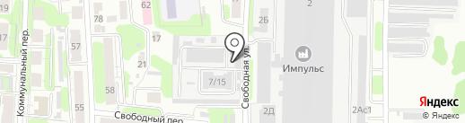 Новая трикотажная фабрика на карте Иваново
