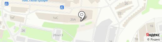 Магазин головных уборов на карте Иваново