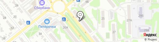 Крокен на карте Иваново