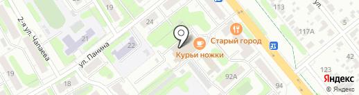 Ивановский бизнесЪ на карте Иваново