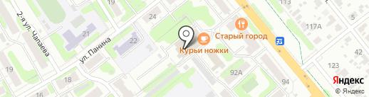 Ивановский бизнес на карте Иваново