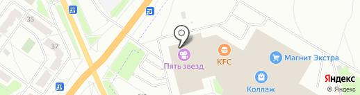 Мастер Класс на карте Караваево