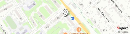 Компания по прокату инструментов на карте Иваново