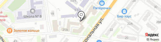 Главное управление МЧС России по Костромской области на карте Костромы