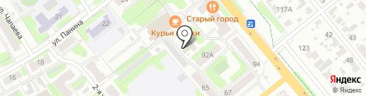 РЭУ №2 на карте Иваново