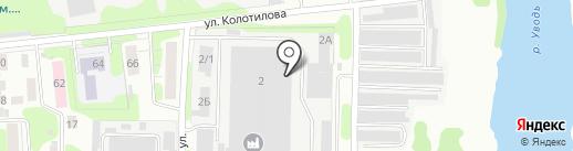 ИвЦвет на карте Иваново
