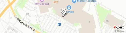 Медилон Фармимэкс на карте Караваево