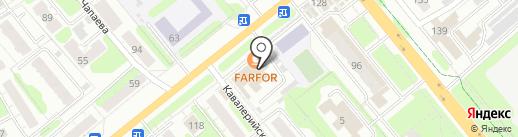 CHECK POINT на карте Иваново
