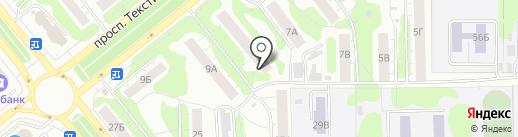 ПромТехноСервис на карте Иваново
