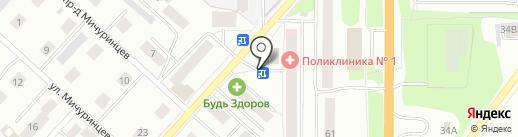 Мясной гурман на карте Костромы