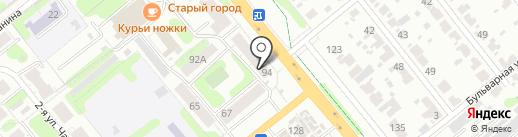 Ивановский платежный центр на карте Иваново