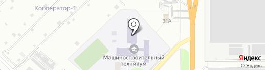ТехноСфера на карте Костромы