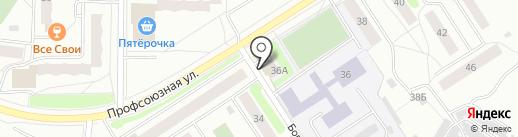 Отдел судебных приставов по Давыдовскому и Центральному округам г. Костромы на карте Костромы