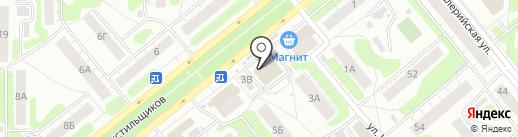 Новый облик на карте Иваново