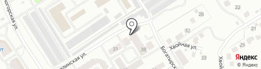 Аудит на карте Костромы