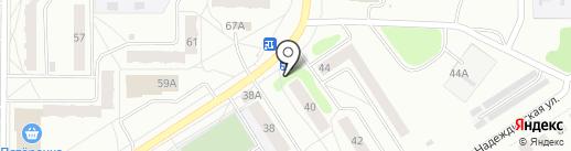 Салон парикмахерских услуг на карте Костромы