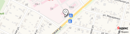Бюро судебно-медицинской экспертизы по Новокубанскому району на карте Новокубанска