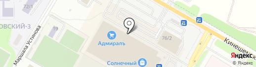 Секрет красоты на карте Костромы