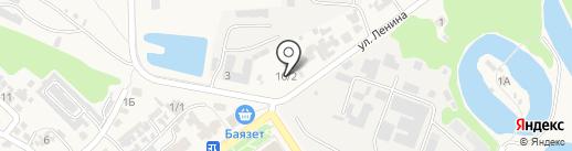 Кеннеди на карте Новокубанска