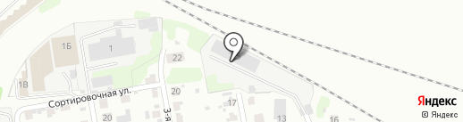 Металлстрой на карте Иваново
