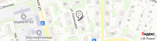 Оксана на карте Иваново