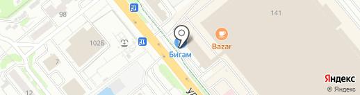 Сусанин House на карте Иваново