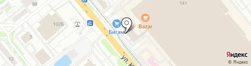 ЮТАЛИКА на карте Иваново