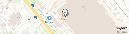 BAZAR на карте Иваново