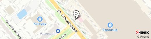 Лампочка на карте Иваново