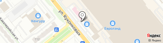 Скорая медицинская помощь на карте Иваново