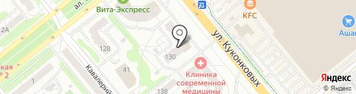 Емеля на карте Иваново