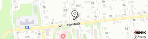Автогарант на карте Иваново
