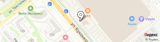 Розы37 на карте Иваново
