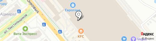 Маттино на карте Иваново