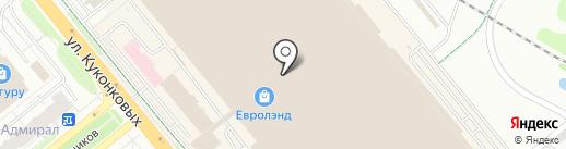 Ковровый центр на карте Иваново