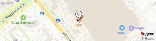 DC на карте Иваново