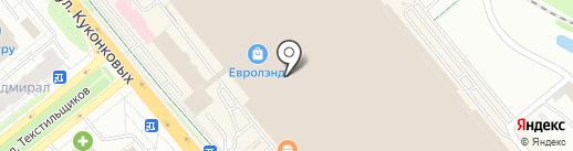 Veste на карте Иваново