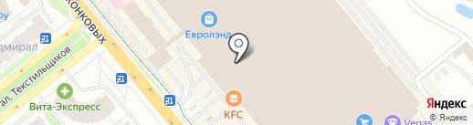 City Fashion Jeans на карте Иваново