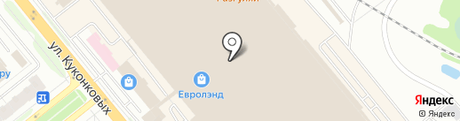 The Gold на карте Иваново