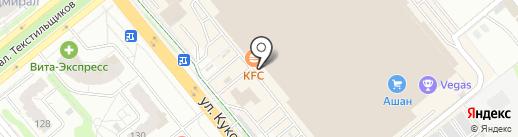 Black Friday shop на карте Иваново