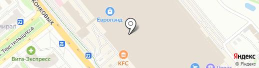 Айкрафт оптика на карте Иваново