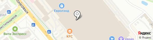 Автодевайс на карте Иваново