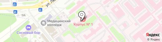 Медицинский информационно-аналитический центр на карте Иваново