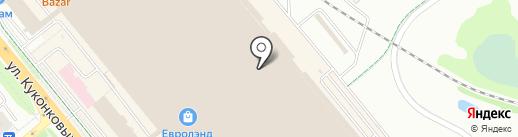 Банкомат, Бинбанк, ПАО на карте Иваново