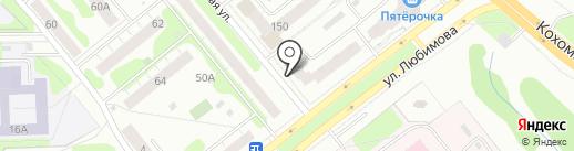 ТИО на карте Иваново