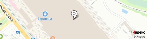Полцены на карте Иваново