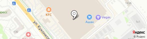Элекснет на карте Иваново