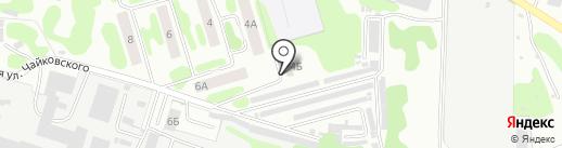 Федеральное государственное предприятие Ведомственная охрана железнодорожного транспорта России на карте Иваново