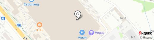 Золотой орешек на карте Иваново