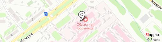 Ивановская областная станция переливания крови на карте Иваново